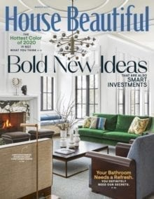 Meet House Beautiful's 2020 Design Visionaries