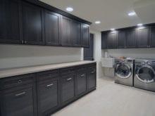 California Closets - Custom Laundry Room