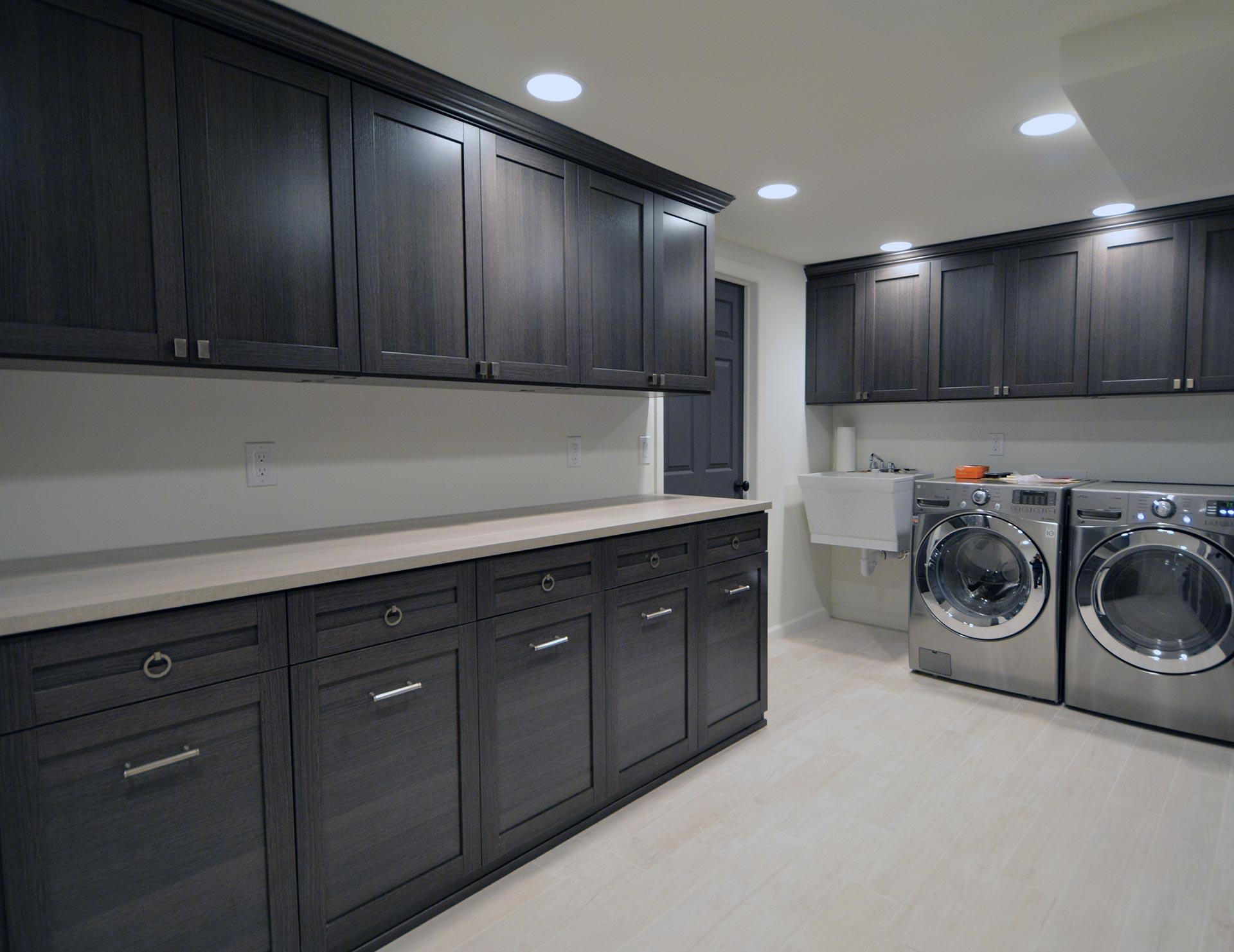 Laundry Room Cabinets & Storage Ideas | California Closets on Laundry Room Cabinets Ideas  id=15000