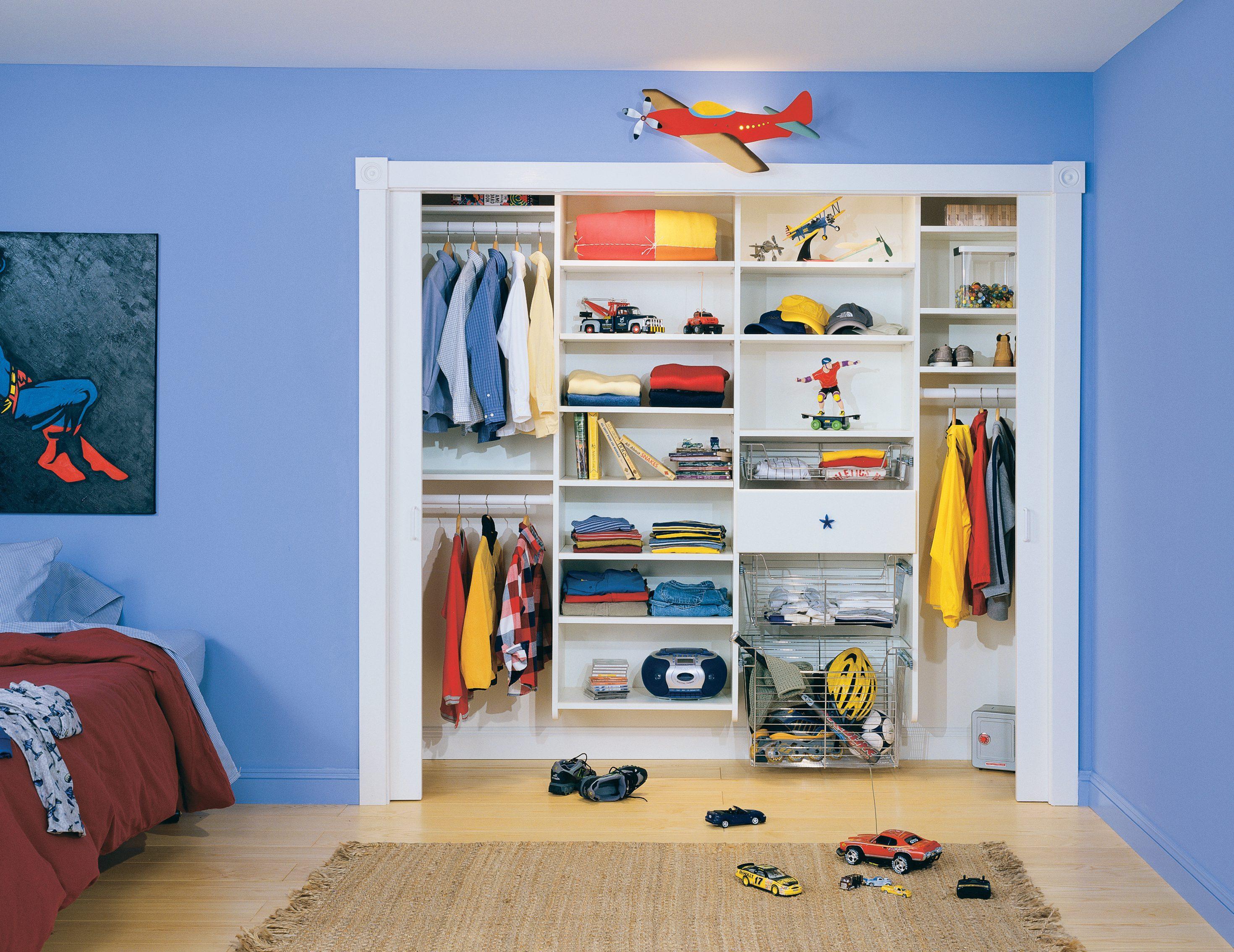 Clóset para Niños/Adolescentes - California Closets