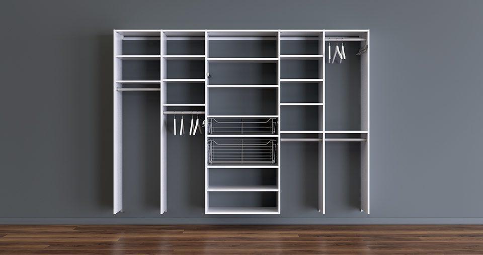 Get Closets Designed To Your Budget At California Closets
