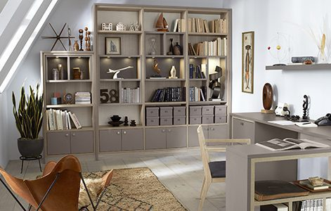 Home office storage furniture solutions ideas by california closets