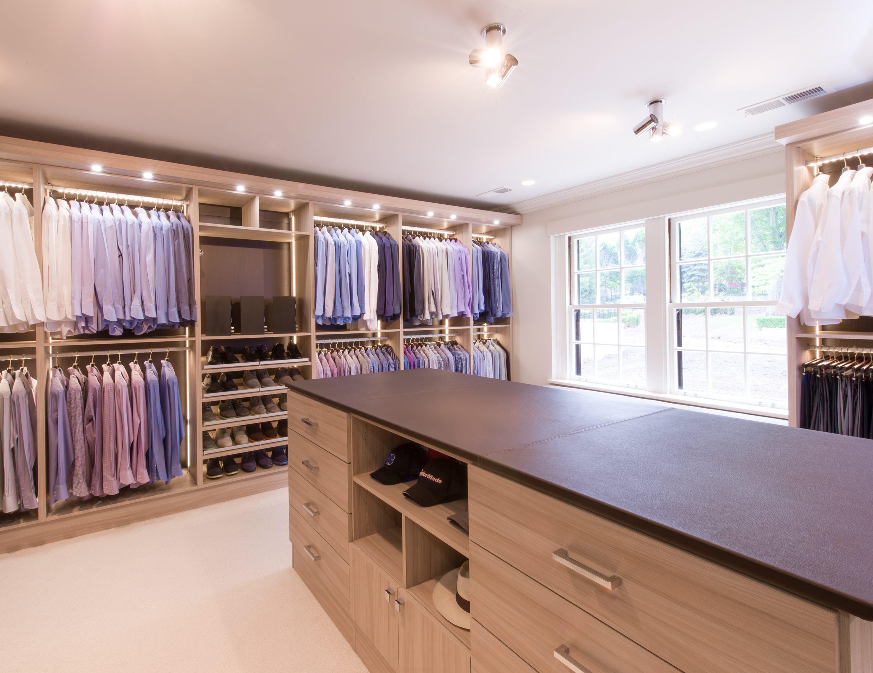 Best Custom Closets Home Storage Design California Closets