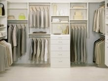 GARDE-ROBE WALK-IN DE LAGUNA BEACH