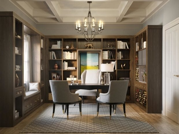 Swell Get Home Office Storage From California Closets Largest Home Design Picture Inspirations Pitcheantrous