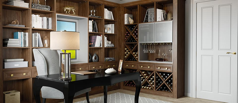 & Wine Storage Solutions for Organized Living and Entertaining