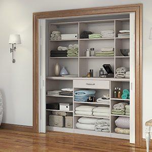 Linen/Hall Closet