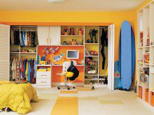 TRANSITIONAL KID ROOM