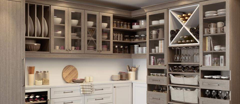 California Closets Detroit - Four Organization Tips to Create Your Dream Kitchen