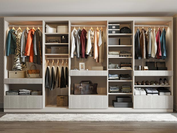 wardrobe closet ideas - Wardrobe Closets & Bedroom Armoires by California Closets