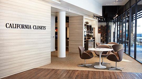 California Closets - Nos studio de design