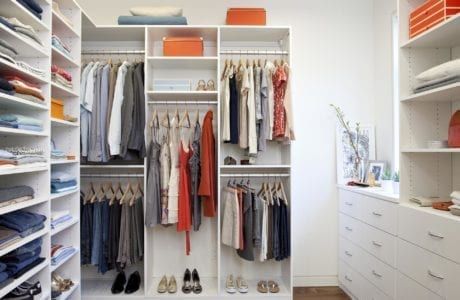 California Closets Finis - collection Lago