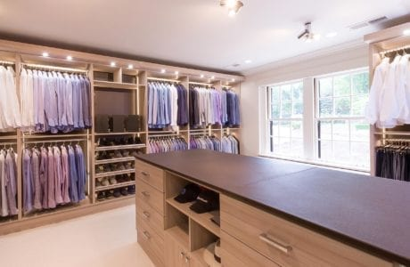 California Closets Finis - collection Tesoro