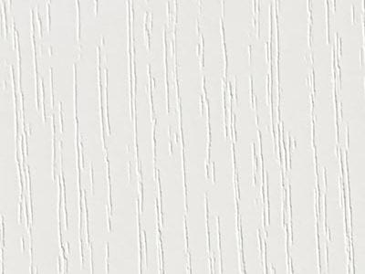 California Closets Bellissima White Wood Finish Color Swatch