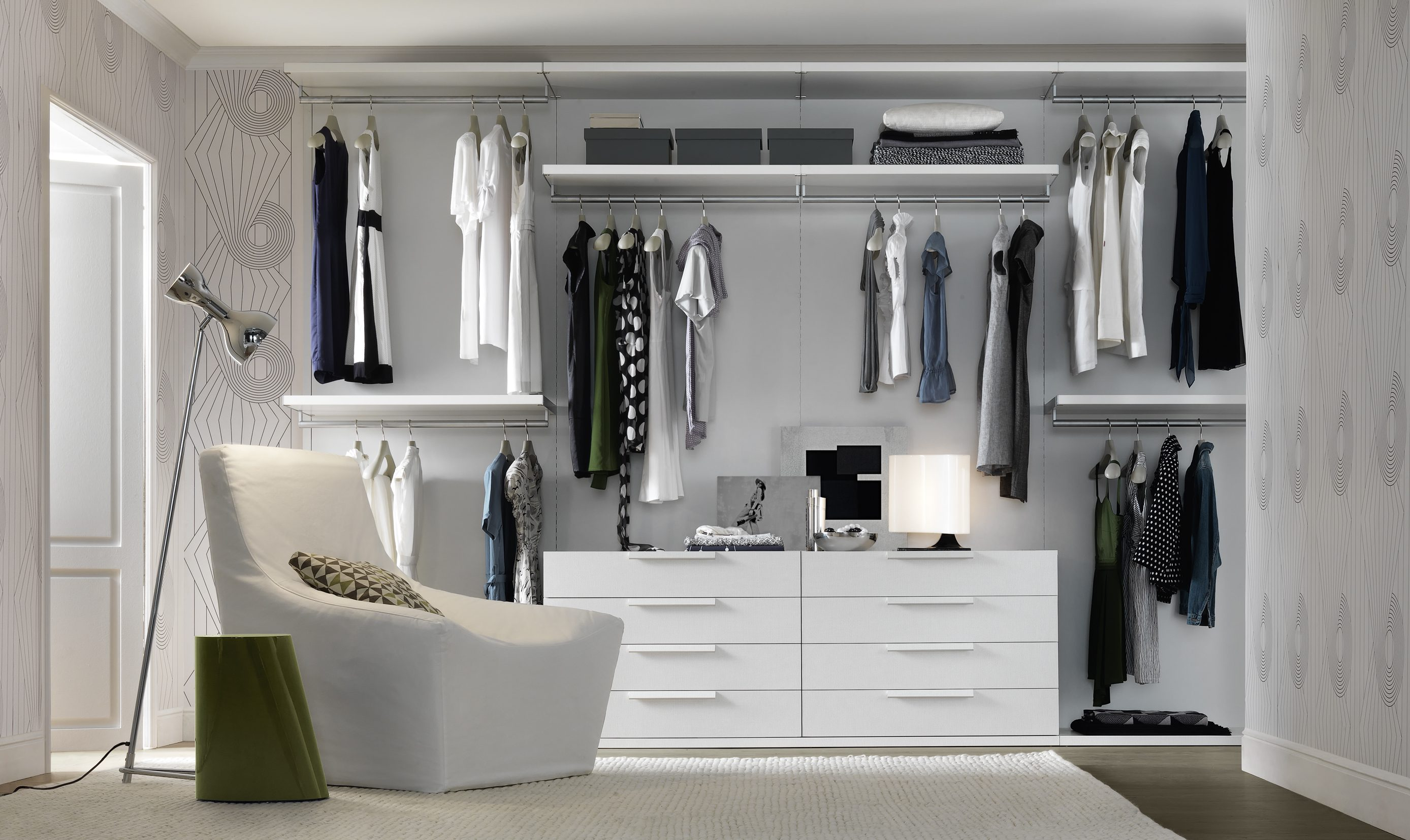 Schlafzimmerschrank modern  Find beautiful detail and design work at California Closets
