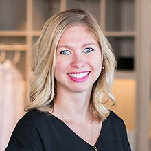 Amy Haller, Sales Manager