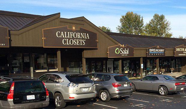 California Closets Bellevue Washington Showroom Exterior