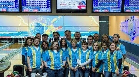 California Closets Bowling Team