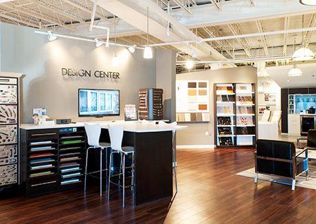 California Closets Brighton Massachusetts Showroom Interior