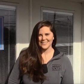 Beth Foster of WEBE Radio Visits the California Closets Norwalk Showroom