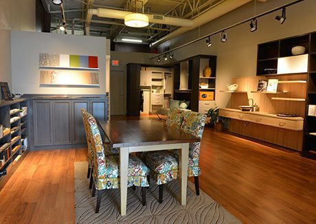 California Closets Columbus Showroom Interior