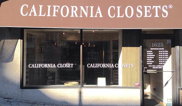 California Closets Upper East Side, NY Showroom