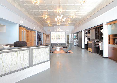 California Closets Edmond Oklahoma Showroom Interior