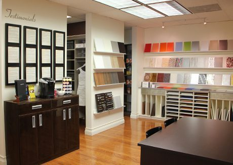 California Closets Fairfield New Jersey Showroom Interior