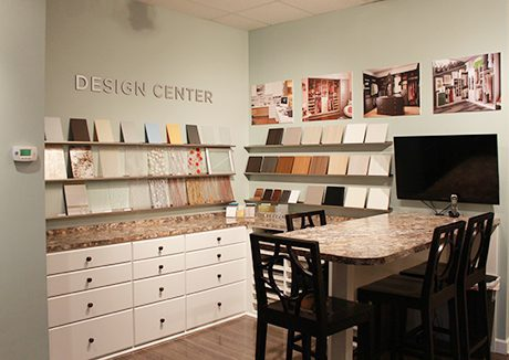 California Closets Franklin Showroom Interior