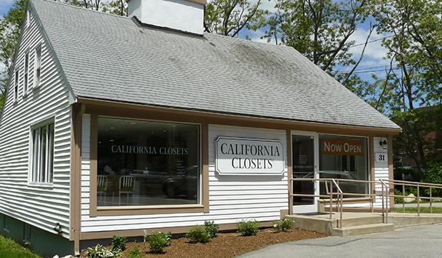 California Closets Hingham Showroom