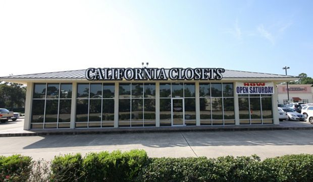 California Closets Houston Showroom Exterior