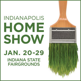 California Closets at the Indianapolis Home Show