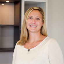 Jennifer Johnston, Finance Manager