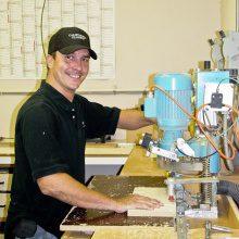 Jeremy Jones, Shop and Installation Specialist