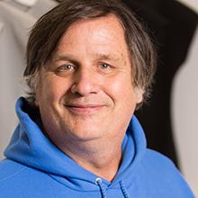 Larry Zeiglmeier, Manufacturing Technician