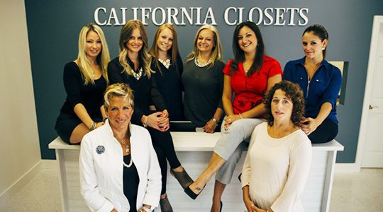 California Closets Long Island Team