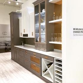 California Closets' New Showroom Offers Storage Inspiration