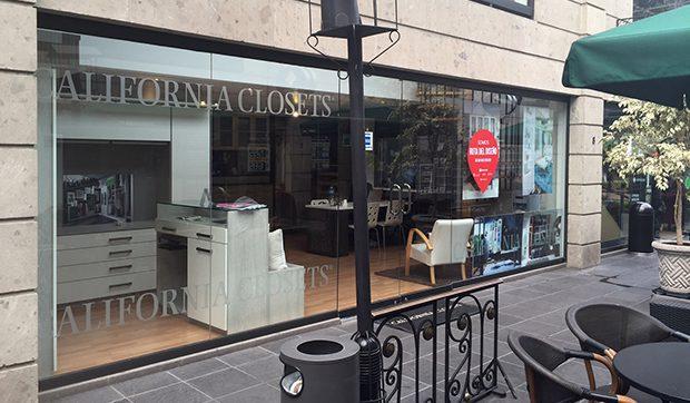 California Closets Mexico Showroom Exterior