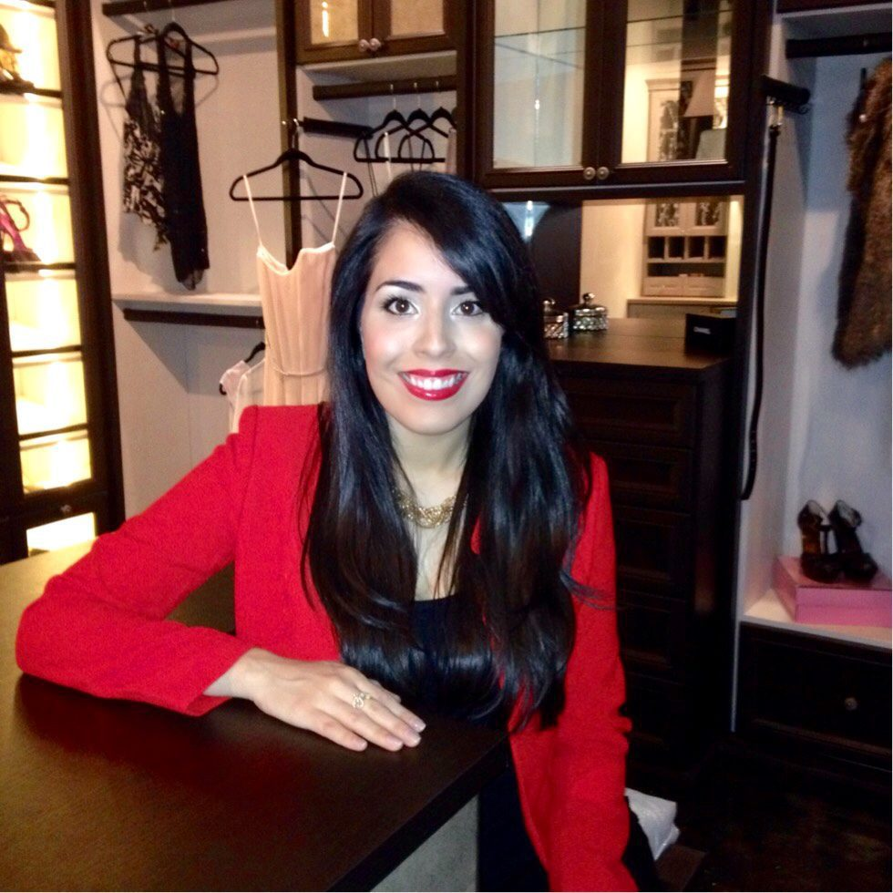 Michelle Caballero, Sales & Design Manager