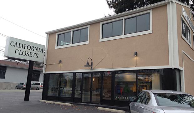 California Closets Natick MA Showroom Exterior