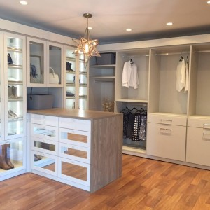 Bedrooms - California Closets