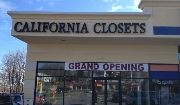 Peabody, MA Showroom - California Closets