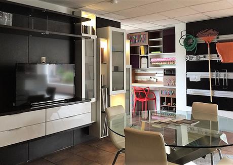 Queretaro Showroom Interior Image, 2017