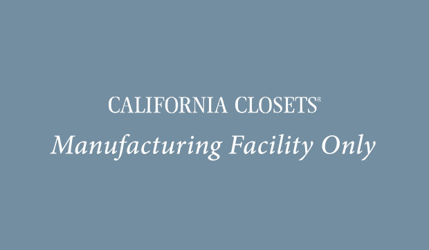 Ronkonkoma Office and Manufacturing Facility - California Closets Long Island
