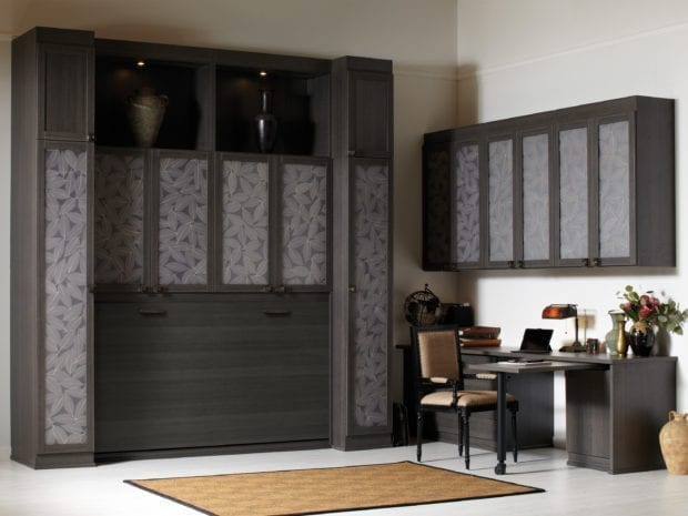Simon Murphy Bed - California Closets
