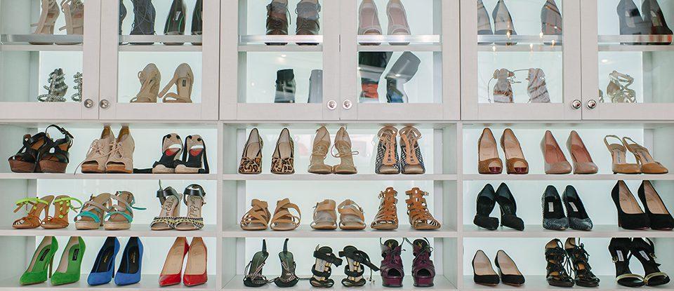 5 Formas de Incrementar el Almacenamiento de tus Zapatos