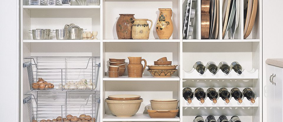 5 Steps to Holiday-Ready Pantry