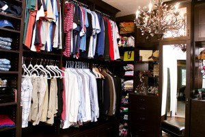A Walk-In Closet Transformation: Where Fashion Meets Functional Glamour