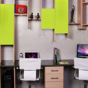 Office storage solutions - california closets