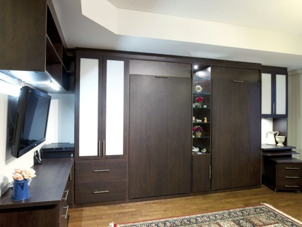 Custom Wall Bed - Murphy Bed